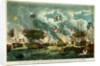 The Battle of Copenhagen, 2 April 1801 by William Elmes