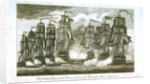The gallant Commodore Dance beating off Admiral Linois squadron by unknown