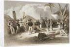 European sailors of the Indian Navy, breaching the Delhi Gate 1858 by A. Maclure