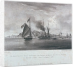 Four views of the visits of the Duchess of Kent & Princess Victoria to the south west coast of England in August 1835 by P. Gauci
