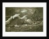'Phoenix' in rough seas by unknown