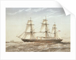 HMS 'Warrior' by Griffin & Co