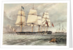 The 'Marchioness of Ely' & 'General Hewitt', 16 June 1822 by J. Luard