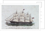 The American clipper 'Great Republic' by W. B.