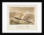 The H.E.I. Cos: Steamer Pluto John Tudor, Lieutenant Commander, R.N on her Voyage to China, 1842 by unknown