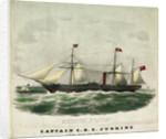 Captain C.H.E. Judkins (of the steam-ship 'Hibernia') by unknown