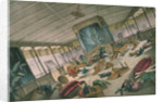 The Grand Saloon, 'Great Eastern' by C.F. Hayward