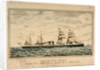 Allan Line RMS 'Parisian', tonnage 5500, length 440ft, breadth 46ft, depth 36ft by unknown