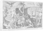 Ferdinand Magellan (1480-1521) by Johannes Stradanus