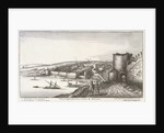 Part of Tangier from above, without the water-gate by Wenceslaus Hollar