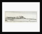 Prospect of Tangier from the east by Wenceslaus Hollar