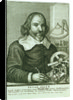 Elias Allen by Hendrick van der Borcht