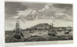 Twelve Remarkable Views in North America and West Indies. An East View of Montreal in Canada by unknown