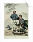 Sailors by John Augustus Atkinson