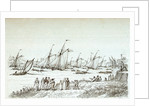 Sailing match August 16 1824 by Chatfield & Coleman