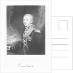 Alan-Hyde Gardner, K.C.B. Baron Gardner by Thomas Lawrence