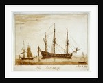 'The Sheerness, May 8 1747' by unknown