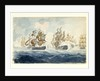 Lord Bridport's Action off L'Orient by British School
