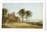 The Royal Observatory, Greenwich by John Varley