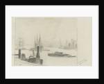 Customs Wharf by Hawes Turner
