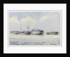 Vernon Torpedo school 1910 Donegal, Warrior, Marlborough, Ariadne by William C. Cluett