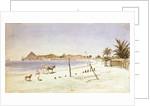 Bay Mazatlan, Mexico by Thomas Somerscales