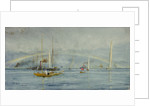 Before the start, Rothesay Bay by William Lionel Wyllie