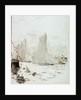 Britannia, Valkyrie, Navahoe by William Lionel Wyllie