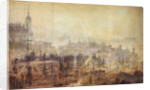 Roofs of London by William Lionel Wyllie