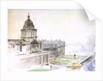 Greenwich (Royal Naval College) by William Lionel Wyllie