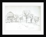 Greenwich (Royal Observatory) by William Lionel Wyllie