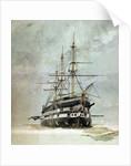 The Worcester by William Lionel Wyllie