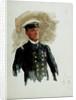 Portrait of a naval officer by William Lionel Wyllie
