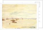 The river by William Lionel Wyllie