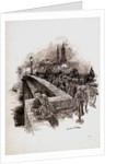 London Bridge by William Lionel Wyllie