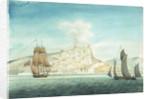 Cagliari, Sardinia by William Innes Pocock