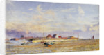 Tilbury port by William Lionel Wyllie