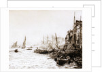 Old Limehouse by William Lionel Wyllie