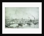Imaginary W.L.Bridge by William Lionel Wyllie