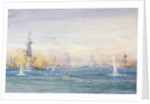 Dardanelles by William Lionel Wyllie