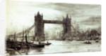 Tower Bridge by William Lionel Wyllie