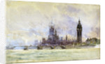 Westminster by William Lionel Wyllie