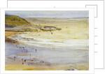 Scarborough by William Lionel Wyllie