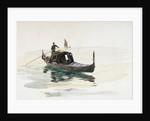 Gondola by William Lionel Wyllie