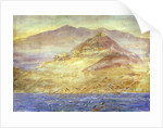 Athens from the Gulf of Aegina by William Lionel Wyllie