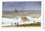 Berck-sur-Mer by William Lionel Wyllie