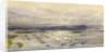 Birdseye view of fleet by William Lionel Wyllie