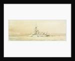 HMS 'Orion' by William Lionel Wyllie