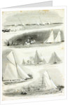 Big yacht race, Thames by William Lionel Wyllie