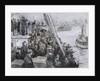 Emigrants, New York by William Lionel Wyllie